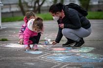 Na pražském Žižkově uspořádala příspěvková organizace Za Trojku, která provozuje kulturní centra Vozovna a Atrium na Žižkově, pro děti hned dvě velikonoční akce.