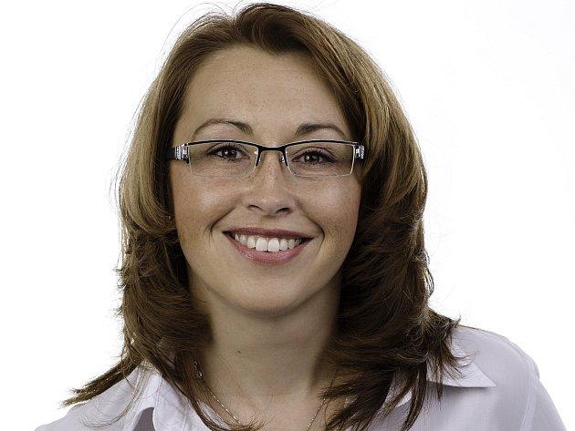 Ivana Cabrnochová, místostarostka Prahy 10.