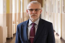Radko Sáblík, ředitel Smíchovské střední průmyslové školy a gymnázia.