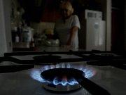 Plyn a energie. Ilustrační foto.