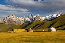 Vydejte se s Jakubem Venglářem poznat krásy Kyrgyzstánu.