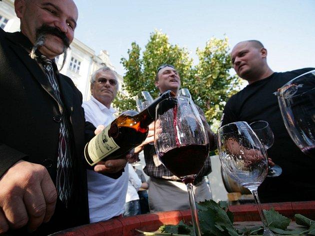 pražské vinobraní 2012