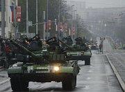 Na Evropské třídě se konala v den 90. výročí vzniku samostatného Československa 28. října 2008 slavnostní vojenská přehlídka Armády České republiky a jednotek záchranného integrovaného systému.