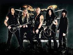 Německá heavymetalová kapela Primal Fear.