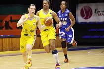 Basketbalistky USK porazily dvakrát Trutnov.