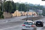 Mural Vychovatelna, motiv Atentát na Heydricha.