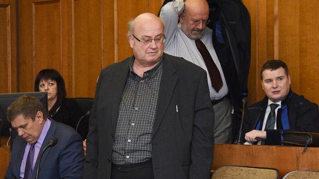 Bývalý soudce Ondřej Havlín před odvolacím senátem Krajského soudu v Praze.