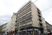 Funkcionalistický dům v ulici Zubatého. Ilustrační foto.