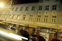 Dům v Opletalově ulici čp 160 v Praze.