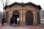 Národní technické muzeum a Praha 7 plánují záchranu kolotoče na Letné. Kolotoč byl postaven v roce 1892 a až do 90. let 20. století sloužil k zábavě Pražanů.