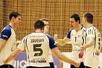 Volejbalisté ČZU porazili Ústí 3:0 na sety.