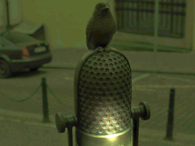 Pomník Milady Horákové.