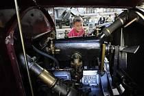 V Národním technickém muzeu se konají o víkendu Dny otevřených kapot.