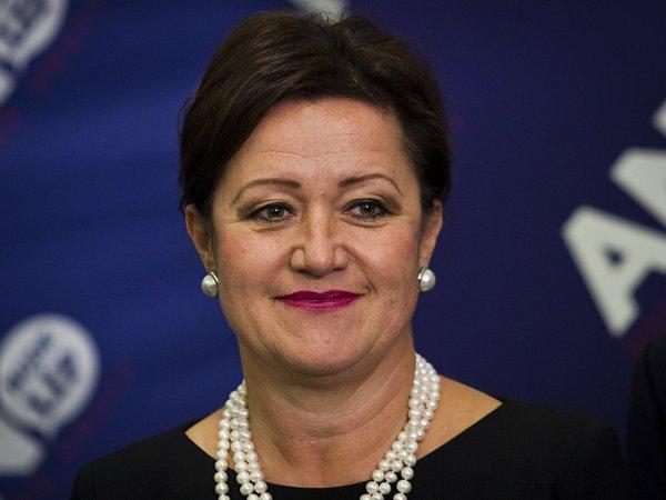 Radmila Kleslová (Hnutí ANO 2011).