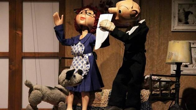 Divadlo Spejbla a Hurvínka uvede hru Spejbl versus Drákula.