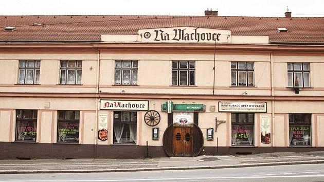Restaurace Na Vlachovce.