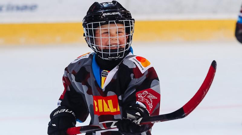 Hokejová Sparta pořádá pro děti Den otevřených dveří.