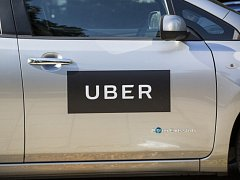 Uber. Ilustrační foto.