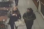 Policie hledá dvojici, která ukradla batoh s notebookem.