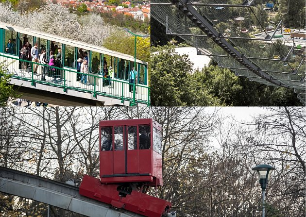 V Praze jsou zatím tři lanovky