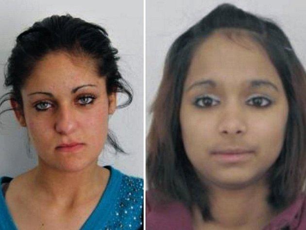 Dvě dívky, které dlouhodobě postrádají ve výchovných ústavech, do jejichž péče byly slečny svěřeny, hledají pražští policisté.