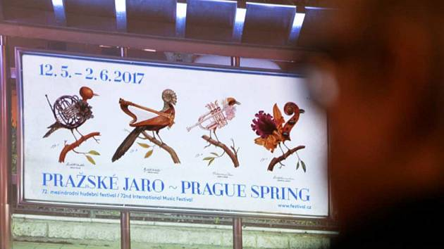 Vizual Pražského jara 2017.