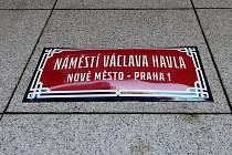Náměstí Václava Havla. Ilustrační foto.