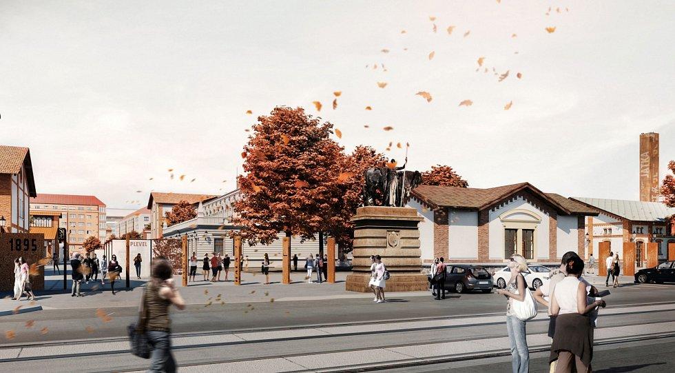 Praha má plán pro rozvoj Pražské tržnice.