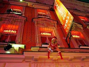 Kabaret Darling v ulici Ve Smečkách