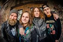Jedni z lídrů českého metalového undergroundu, trutnovští Exorcizphobia, v pátek večer navštíví Prahu v rámci festivalu Screaming For Vengeance.