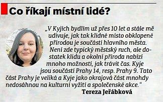 Jak jsme žili vČeskoslovensku - Kyje. Co říkají místní