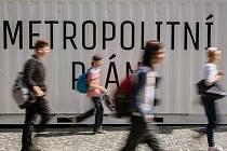 Metropolitní plán se představuje Pražanům.