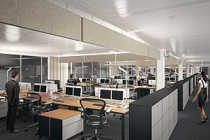 Open office. Ilustrační foto.