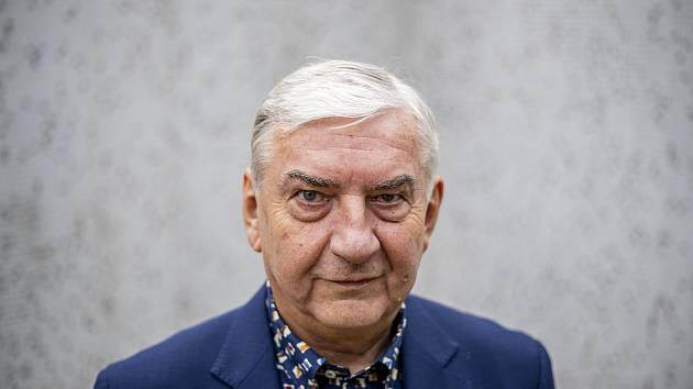 Miroslav Donutil slaví sedmdesátiny.