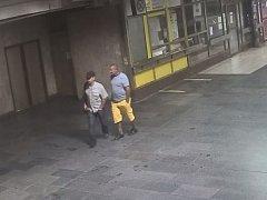 Policie pátrá po důležitých svědcích loupeže poblíž ulice Nad Opatovem.