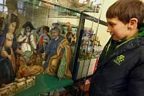 V Senátu ČR byla 3. prosince zahájena výstava Spolku českých betlémářů. Představuje více než 50 betlémů z Čech i zahraničí a potrvá do 9. ledna.