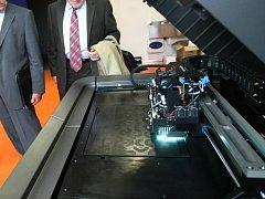 3D tiskárna. Ilustrační foto.