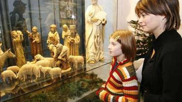 Loňská výstava betlémů na Pražském hradě slavila úspěch.