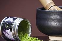 Zelený spalovač. S MatchaTea člověk spálí tuk až čtyřikrát rychleji.