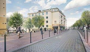 Rekonstrukce Bělohorské ulice