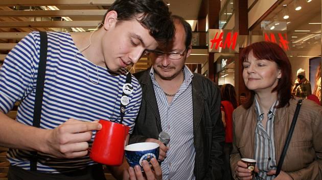 Kávový festival na Harfě