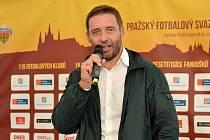 Dušan Svoboda vede pražský fotbal přes 10 let.