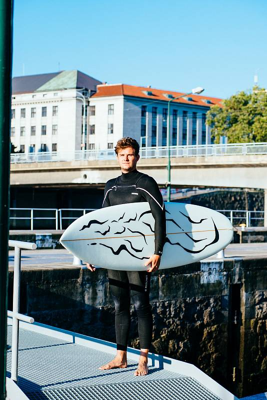 Na Štvanici vznikne kanál s divokou vodou a surfařskou vlnou.