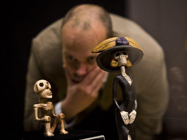 Výstava Rituály smrti z výstavního cyklu Národního muzea Smrt byla zahájena 30. října v Náprstkově muzeu v Praze.