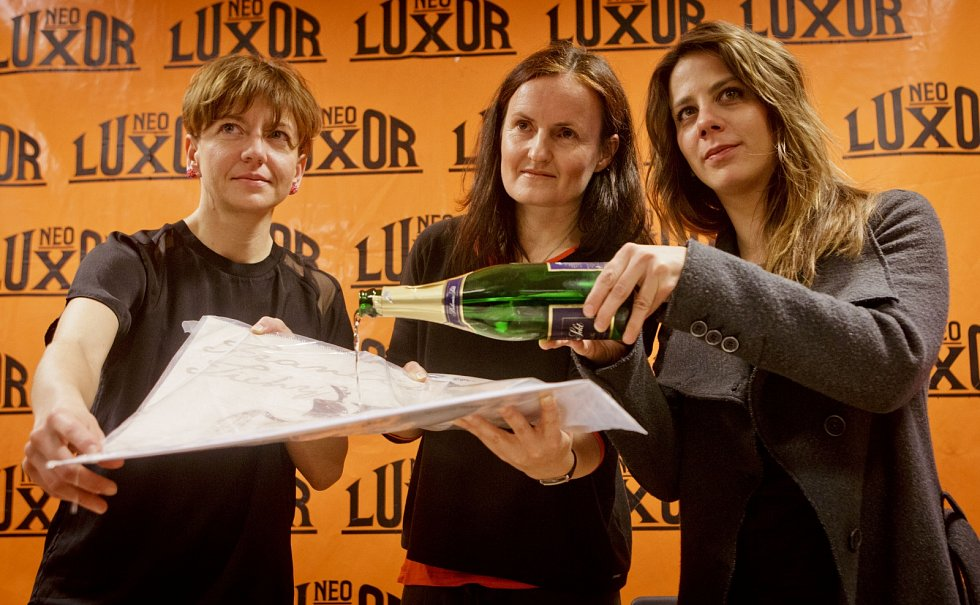 Kalendář nadačního fondu Světluška byl 9. prosince pokřtěn v Praze