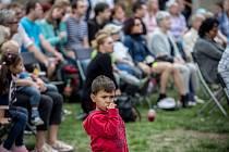 Koncert u příležitosti Národního dne epilepsie.