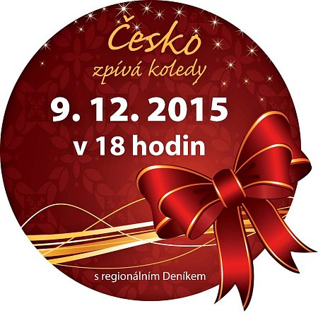 Česko zpívá koledy - 9.prosince 2015od 18hodin.