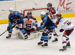 Piráti Chomutov  přivítali HC Sparta Praha