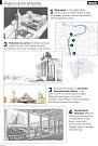 Nereálný socialismus. Vizualizace ukazují architektonické návrhy budov, které mohly vyrůst v hlavním městě.