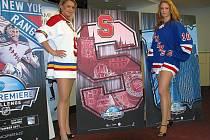 Hokejová Sparta oznámila pořadatelství exhibice s New York Rangers.